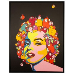 CEE T - Multy colors Marylin